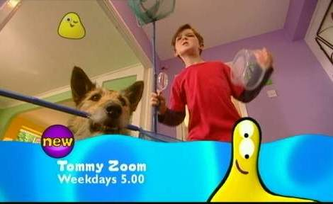 Top Tommy Zoom Cbeebies Wallpapers